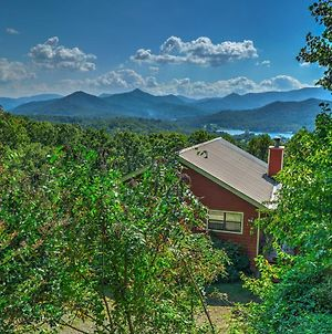 Frog Leap Hiawassee Cabin With Blue Ridge Mtn Views photos Exterior