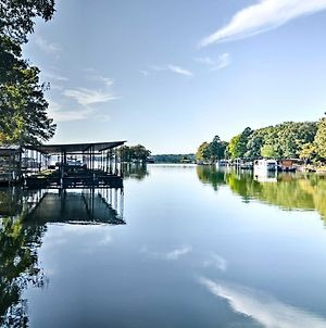 Quiet Hot Springs Home With Dock On Lake Hamilton! photos Exterior