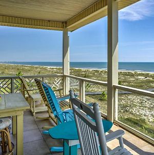 Cape San Blas Home With Private Boardwalk To Beach! photos Exterior