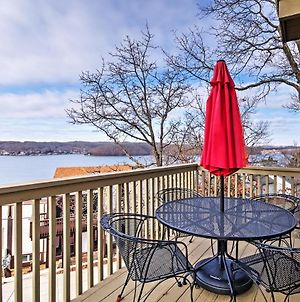 Alluring Osage Beach Lake House With Sunset Views! photos Exterior