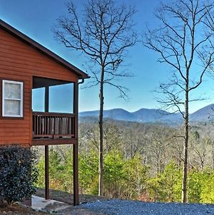 Cozy Tranquility Home With Porch And Mountain Views! photos Exterior
