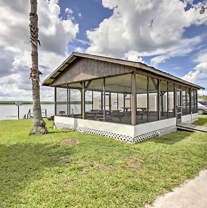 Quaint Silver Springs Cabin With Direct Lake Access! photos Exterior