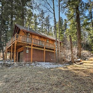 'Reed Cabin' With Deck - 3 Miles To Ski Cloudcroft! photos Exterior