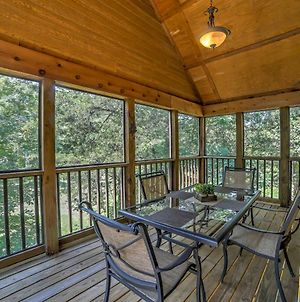 Branson West Cabin With Great Community Amenities! photos Exterior