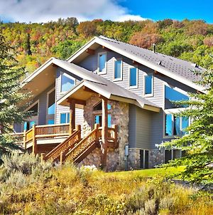 'Bella Vista' Park City Home With Mountainside Views! photos Exterior