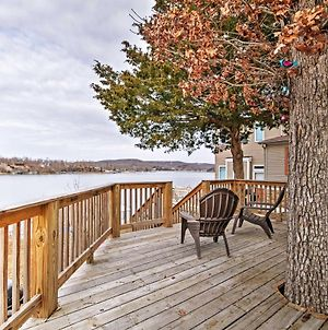 Cozy Camdenton Cottage With Deck And Boat Dock Access! photos Exterior