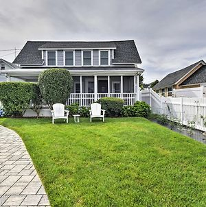 Upper Cape Cod Bayfront House - Walk To Beach! photos Exterior