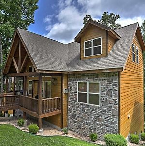 Elegant Branson Home Less Than 2 Mi To Silver Dollar City! photos Exterior