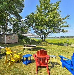 Lovely 'Blue Heron Cottage' On Annisquam River! photos Exterior