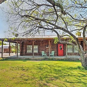 Lakefront Horseshoe Bay Home On 1 Acre With Boat Dock photos Exterior