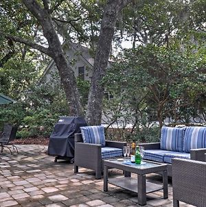 Family-Size Hilton Head Home In Sea Pines By Beach photos Exterior