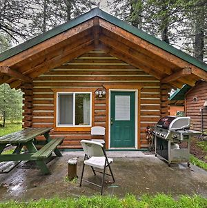Creekside Seward Cabin With Bbq Fire Pit On 3 Acres! photos Exterior