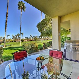 Private Palm Desert Townhome With Pool On Golf Course photos Exterior
