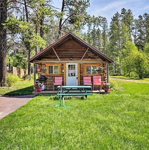 West Glacier Cabin With Gas Grill Near Flathead River photos Exterior