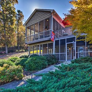 Seneca Townhome On Lake Hartwell Less Than 4 Mi To Clemson photos Exterior