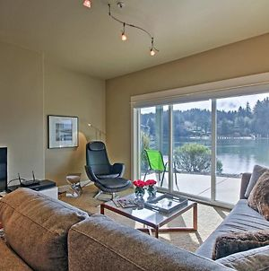 Charming Riverfront Condo In Old Town Florence! photos Exterior