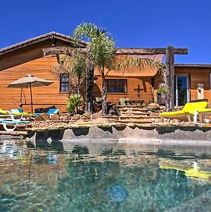 Tranquil Mountain Retreat With Pool & Views In Jamul! photos Exterior