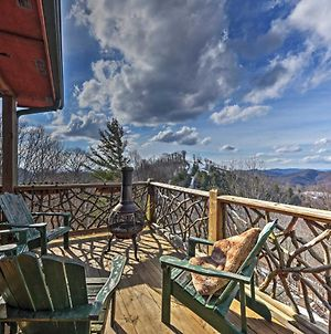 Wolf Laurel Cabin Above 4,500 Ft With Mountain Views photos Exterior