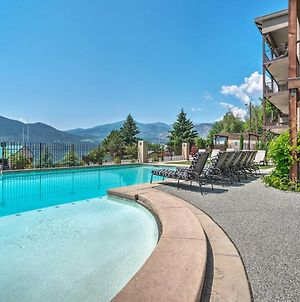 Cozy Manson Condo On Lake Chelan With Pool Access! photos Exterior