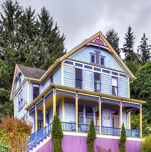 Astoria Painted Lady Historic Apt With River View! photos Exterior