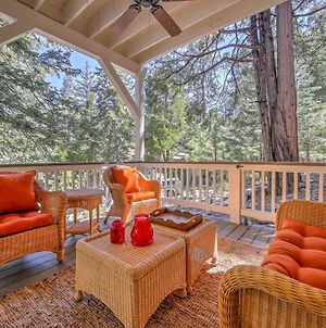 Amazing Lake Arrowhead Home Surrounded By Nature! photos Exterior