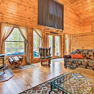 Lakefront Cabin With Private Deck, Dock And Fire Pit! photos Exterior