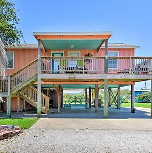 Quiet Port Oconnor House - Perfect For Fishing! photos Exterior