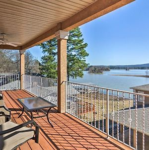 Hot Springs Condo On Lake Hamilton With Balcony And Views photos Exterior