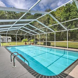 'Pointe Of View' Dunnellon House With Private Pool! photos Exterior