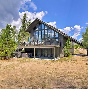 Luxury Central Grand Lake Home W/Huge Deck+Hot Tub photos Exterior