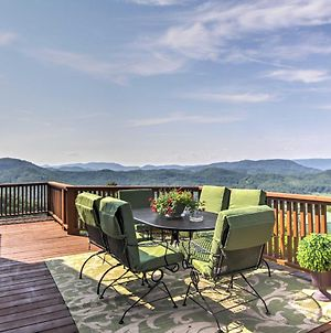 'Smokies View' Wears Valley Retreat With Mtn Views! photos Exterior