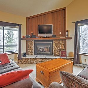 Scenic Silverthorne Condo With Balcony And Mtn Views! photos Exterior