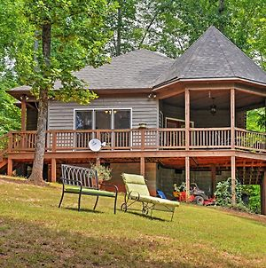 Cozy Scottsville Cottage With River Views And Gazebo! photos Exterior