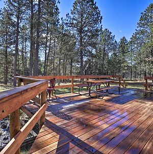 Private Black Hills Home With Corral Horses Welcome photos Exterior