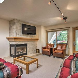 Aspen Condo With Balcony, Walk To Shuttle And Gondola! photos Exterior