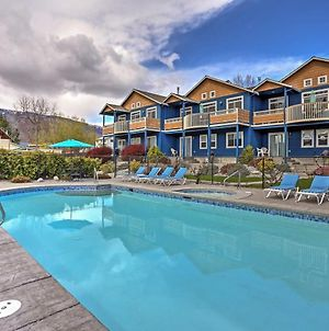 Manson Townhome With Pool Access, Mtn & Lake Views! photos Exterior