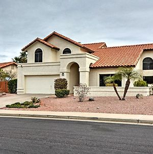 Mesa Home On Golf Course W/Patio & Mountain Views! photos Exterior