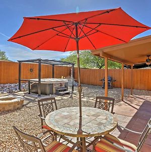 East Tucson House With Private Backyard And Fire Pit photos Exterior