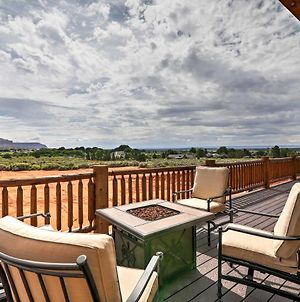 Kanab Cabin With Hot Tub, Fire Pit And Panoramic Views! photos Exterior