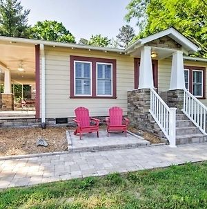 Remodeled Swannanoa Cottage With Sauna, Yard&Fire Pit photos Exterior