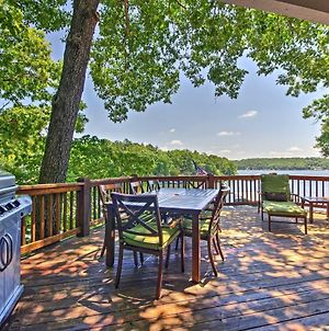 Lakefront Sunrise Beach House With Dock & Fire Pit! photos Exterior