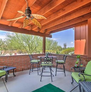 Charming Tucson Apartment With Patio And Desert Views! photos Exterior