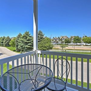 Manistee Home With Harbor Views & Pool- Walk To Beach photos Exterior