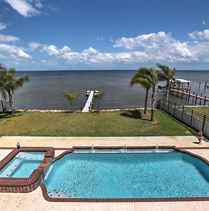 Waterfront Titusville Resort Home With Pool And Hot Tub photos Exterior