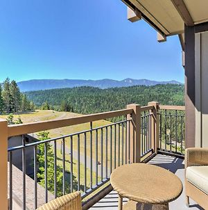 Modern Cle Elum Condo With Mtn Views & Hot Tub Access photos Exterior