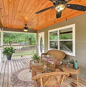 Crystal River Cottage With Porch, Deck And Over 1 Acre photos Exterior