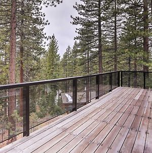 Home With Mtn Views-1 Mi To Ski Lifts&Incline Village! photos Exterior