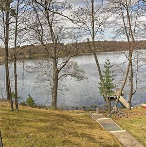 Balsam Lakefront Home With Private Dock & Kayaks! photos Exterior