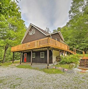 Quiet Au Sable Forks Home With Great Deck & Fire Pit! photos Exterior