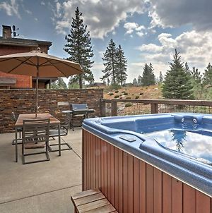 Updated Spacious Truckee Home Hot Tub And Bbq Patio photos Exterior